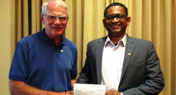 UW EE Alum Tom Doyle Establishes Endowed Scholarship Banner