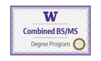 Combined BS/MS Degree Program