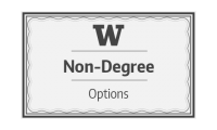 Non-Degree Options
