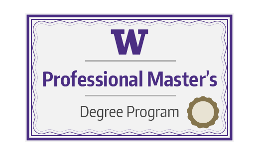 Professional Mater's Program