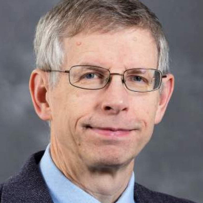 Richard D. Christie Headshot