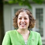 Eve Riskin honored as 'University Change Agent'