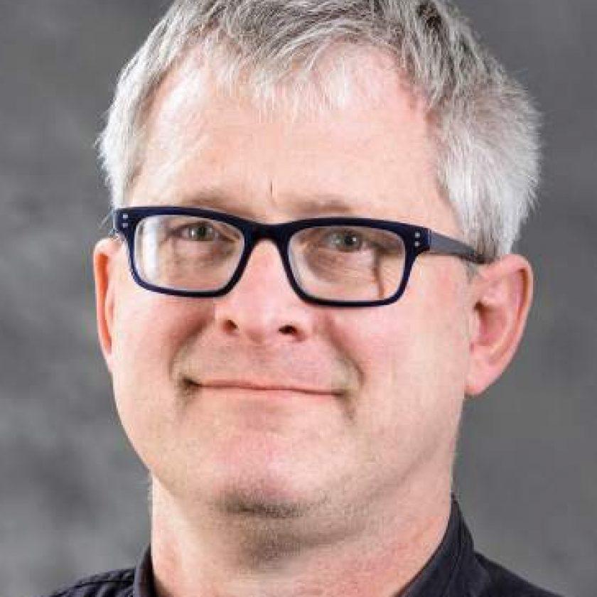 John Sahr Headshot