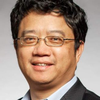 C. J. Richard Shi Headshot
