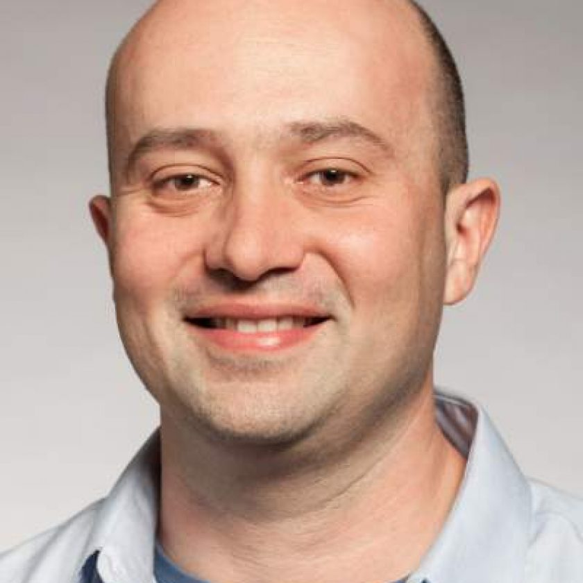 Eli Shlizerman Headshot