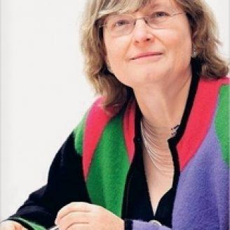 Ingrid Daubechies Headshot