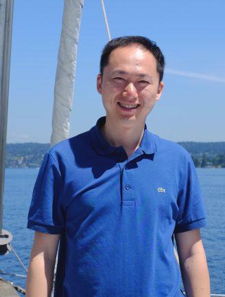 Xiaodong He Headshot