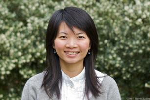 Ying Su, SRC Scholarship winner