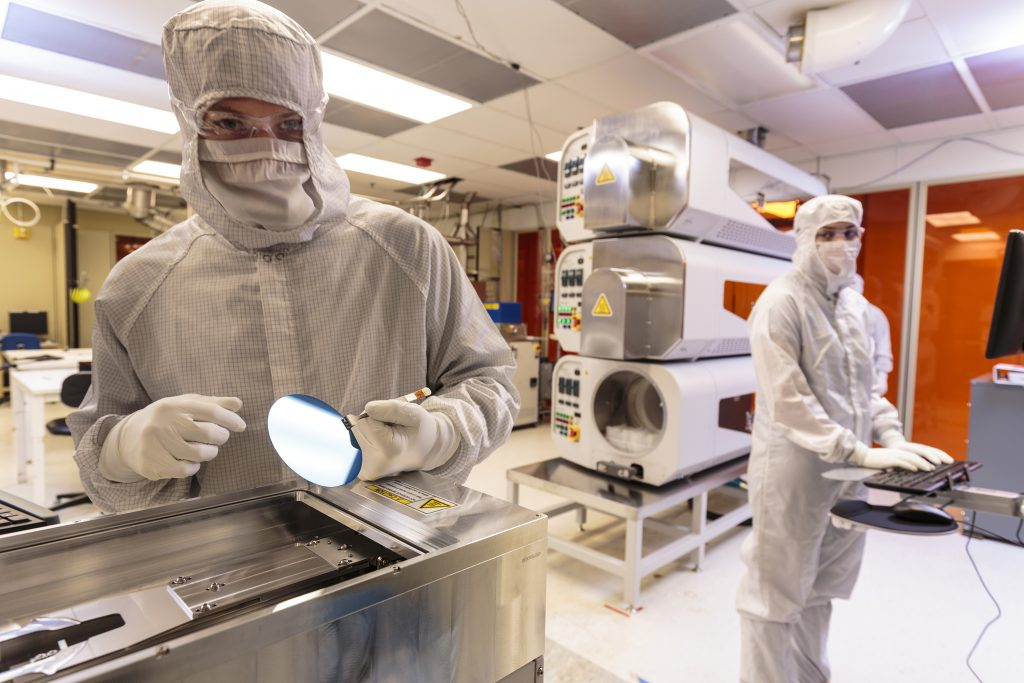 Washington Nanofabrication Facility