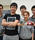 EE Students Develop a Piano-Playing Robotic Hand Thumbnail
