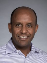 Mesfin E. Moreda Headshot