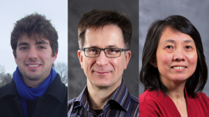Assistant Professor of Mechanical Engineering Nicholas Boechler is PI on the grant. Professors of Electrical Engineering Karl Böhringer and Lih Lin are Co-PIs.