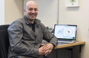 EE Assistant Professor Eli Shlizerman