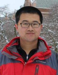 Lead author and EE Ph.D. student, Wenruo Bai