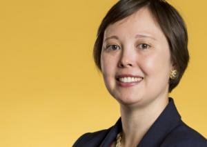 UW EE Ph.D. student, Katherine Pratt