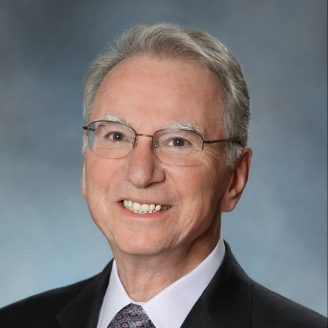 Irwin Jacobs Headshot
