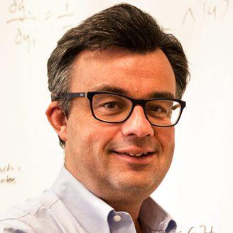 Prof. Emmanuel Candes Headshot