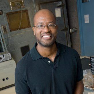 Prof. Joel Dawson Headshot