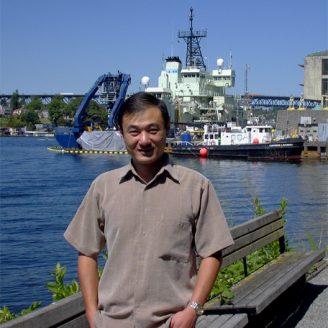 Antao Chen Headshot