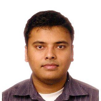 Arijit Raychowdhury Headshot