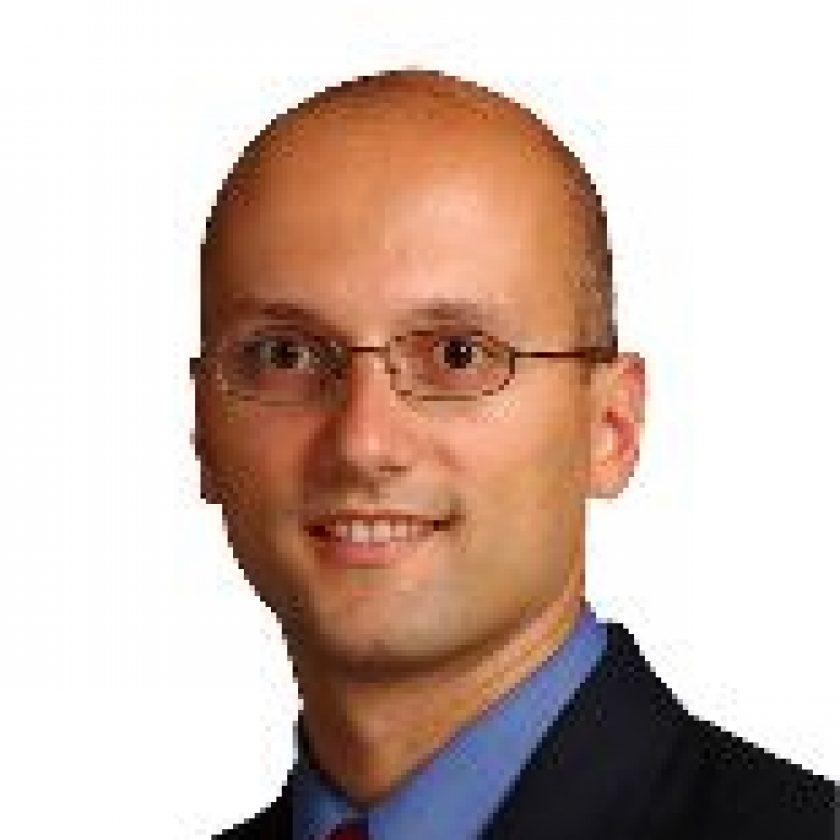 Dejan Markovic Headshot