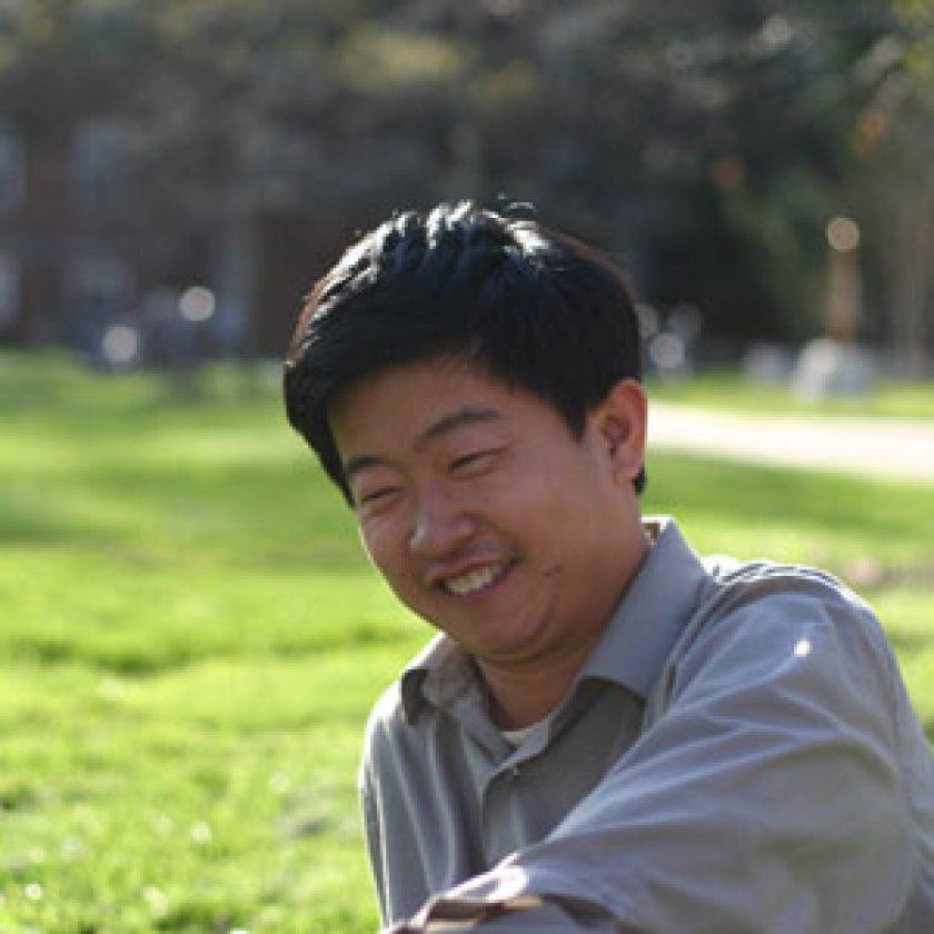 Zhu Han Headshot