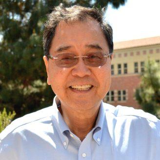 Kang Wang Headshot