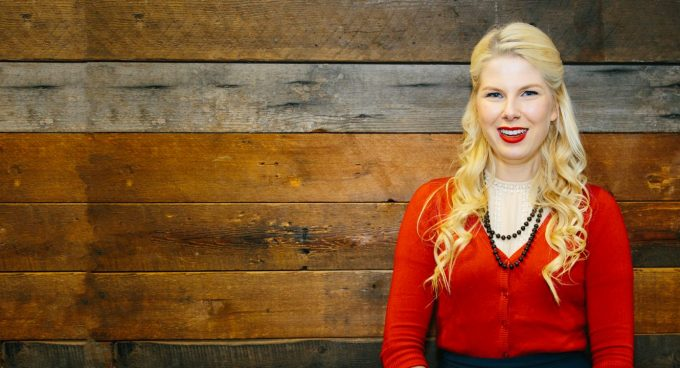 Alum, Kasey Champion, Forges Her Own Career Path at Microsoft Banner