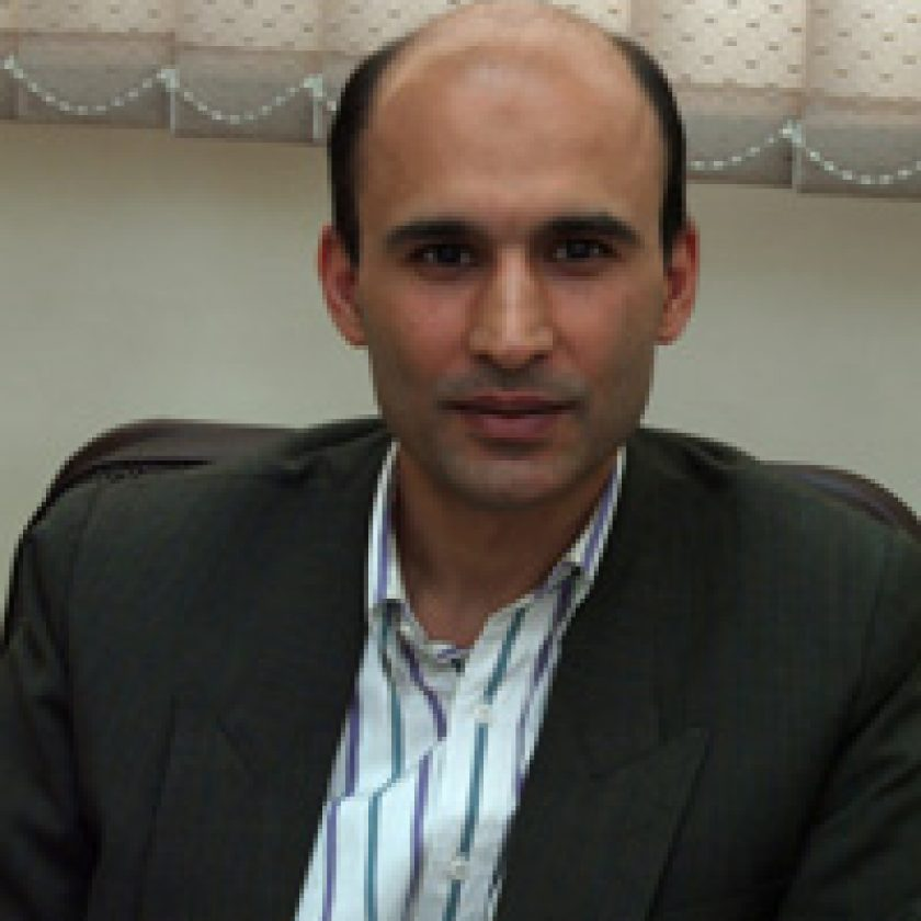 Hamidreza Amindavar Headshot