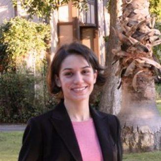 Maryam Fazel Headshot