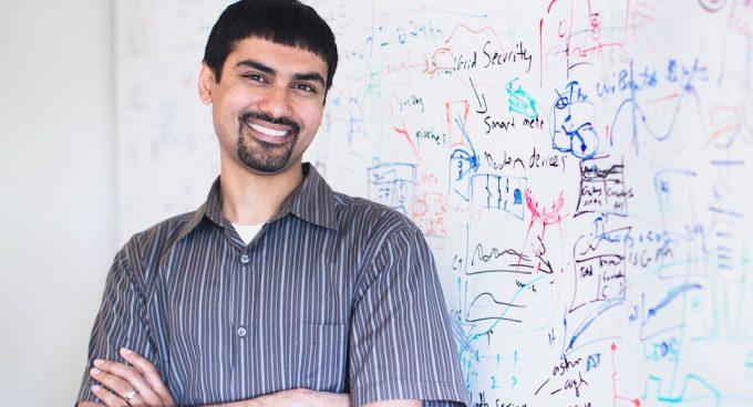 Professor Shwetak Patel Named ACM Fellow Banner