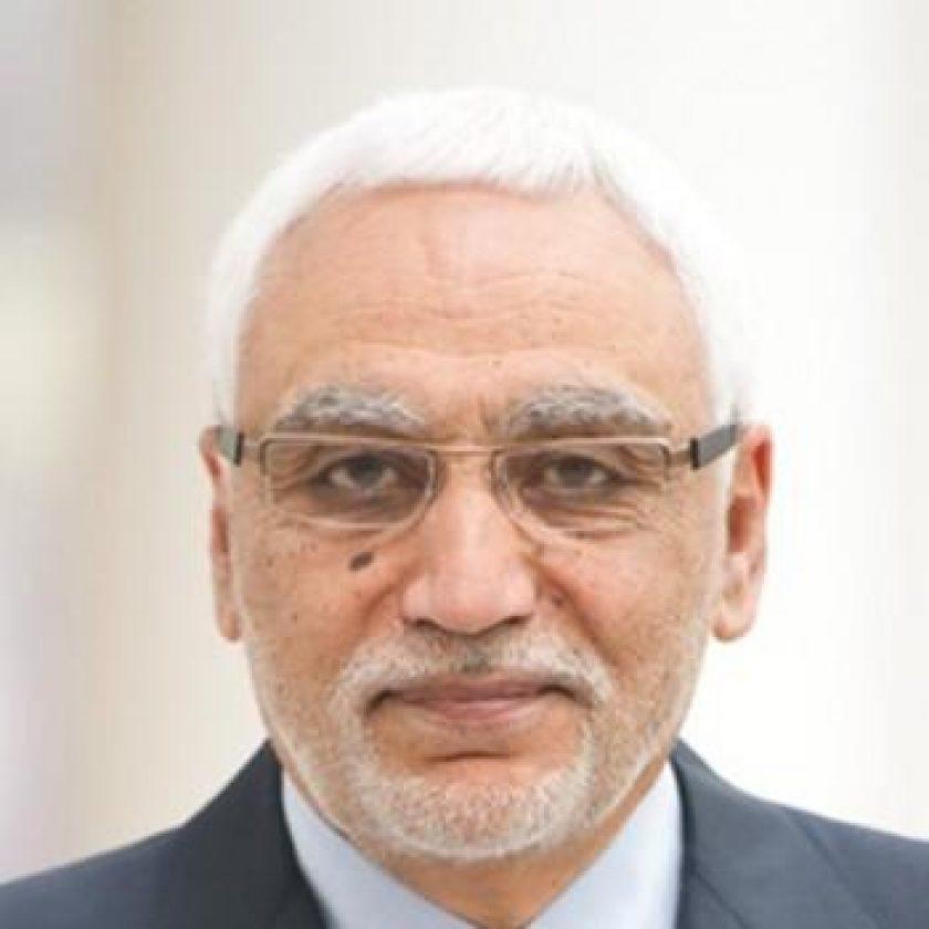 Abbas El Gamal Headshot