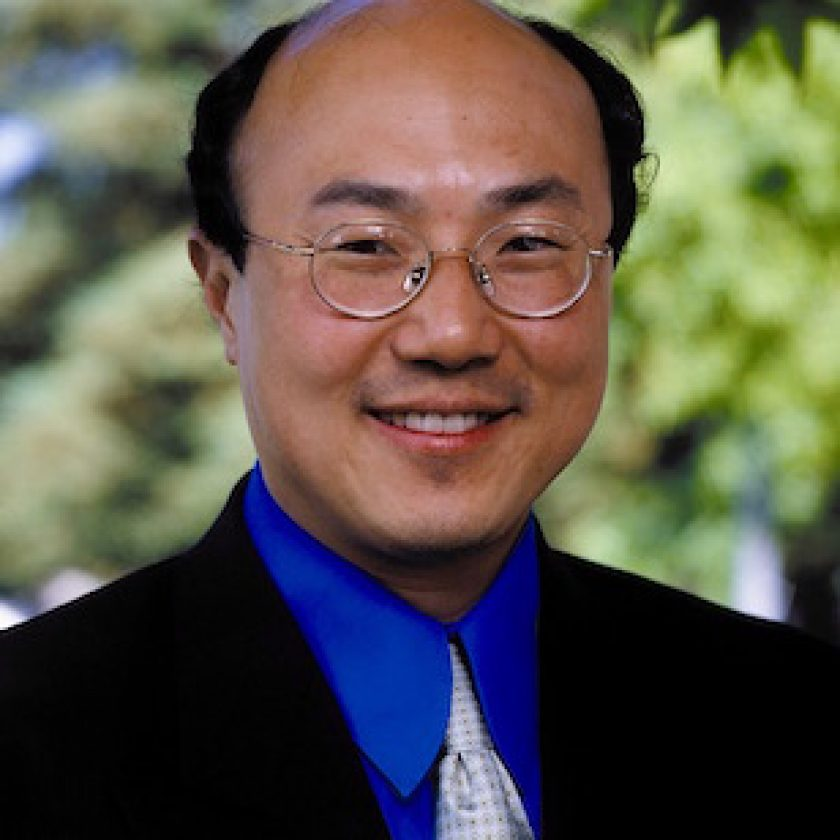 Prof. Thomas H. Lee Headshot