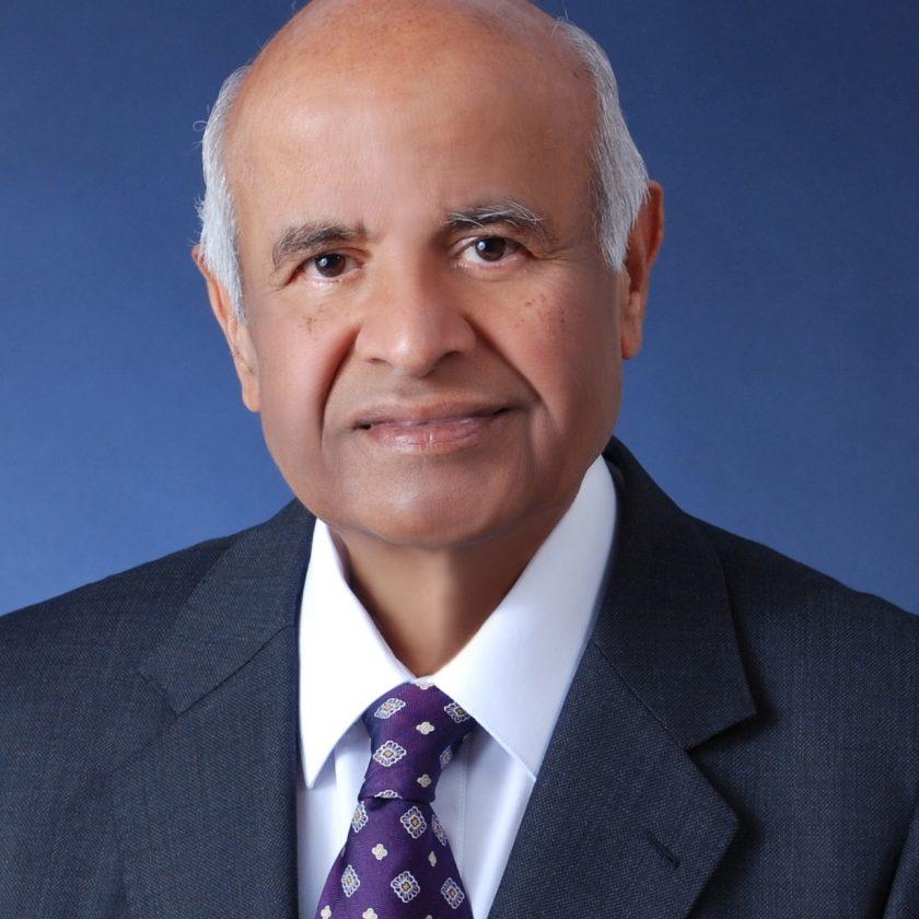 Vijay Bhargava Headshot