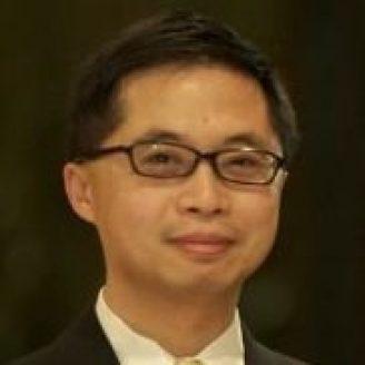 Cedric Lam (林 峯) Headshot