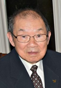 CJ Hwang, M.S. '64, Ph.D. '66