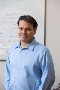 Assistant Professor Arka Majumdar