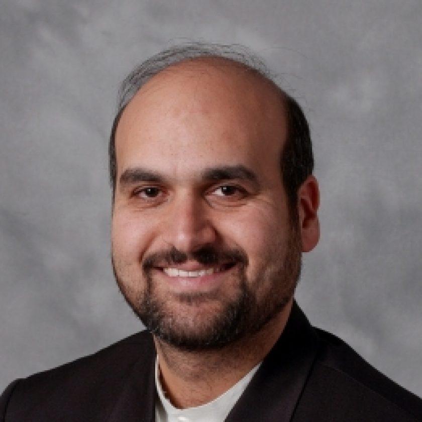 Ali Adibi Headshot