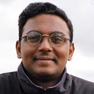 Anoop Sarkar Headshot
