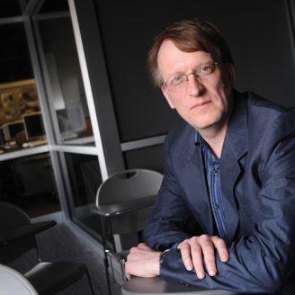 Henning G Schulzrinne Headshot