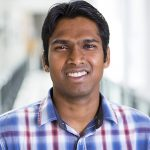 Alum, Vamsi Talla, Receives the WAGS/UMI Innovation and Technology Award