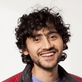 Manu Prakash Headshot