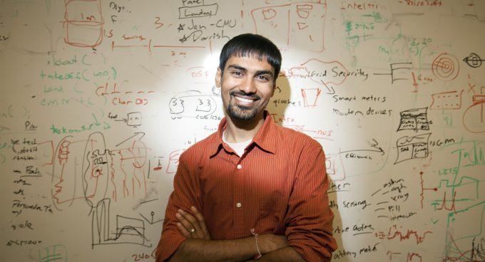Professor Shwetak Patel Delivers NSF CISE Distinguished Lecture on Health Mobile Apps Banner
