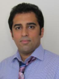 Farzad Hessar Headshot