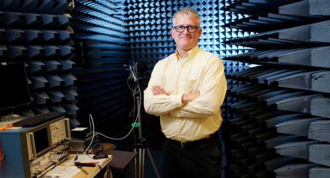 Professor John Sahr Appointed USRA Representative Banner