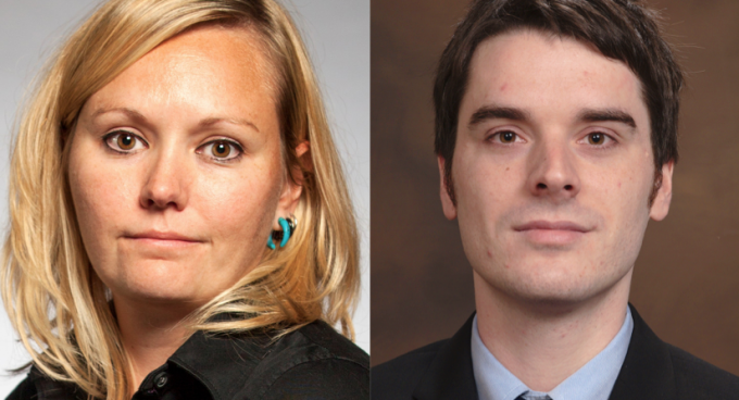 Professors Lillian Ratliff and Andrew Clark Receive Competitive NSF CRII Grants Banner