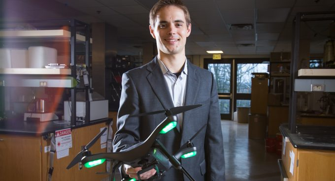 Startup WiBotic Raises $2.5M to Charge Drones and Robots Wirelessly Banner