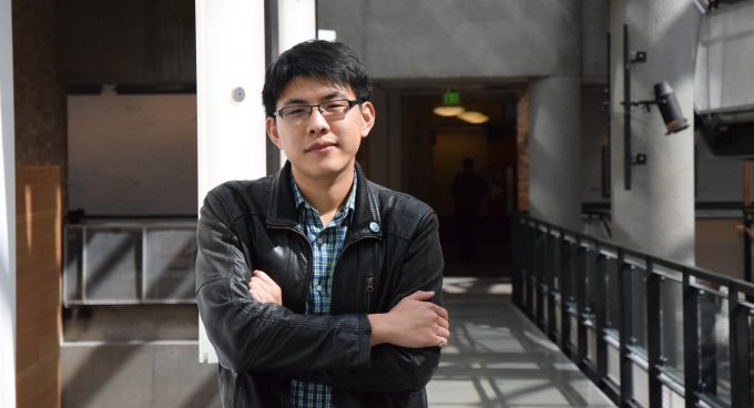 Graduate Student Nam Song Receives Competitive HRF Fellowship Banner