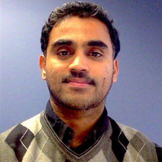 Karthik Sundaresan Headshot