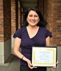 Stephanie Swanson named 'Adviser of the Year' Thumbnail
